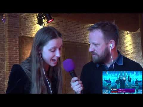 ESC 2018 - Belgium - Interview Sennek - What does she think about the competition?