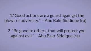 Amazing  Islamic Quotes about Good actions
