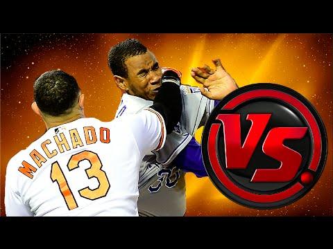 MANNY MACHADO VS YORDANAI VENTURA | MLB THE SHOW 16 CHALLENGE