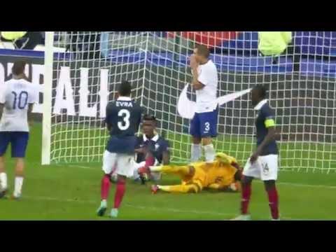 Antoine Griezmann ● Blaise Matuidi ● France vs Portugal 2014