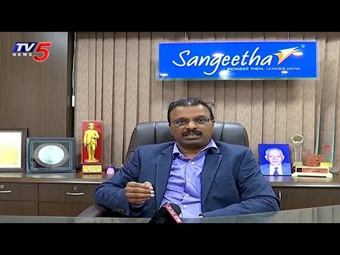 Sangeetha Mobiles 100% Cashback Offer on their 44th Anniversary | TV5 News