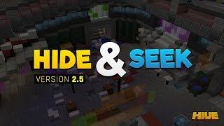 Hive Games - Hide and Seek Update 2.5 (Java)