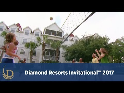 Diamond Resorts Invitational 2016 – Benefits Florida Hospital for Children