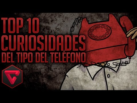 TOP 10 CURIOSIDADES DEL TIPO DEL TELÉFONO | Five Nights at Freddy's (Phone Guy Theory) FNAF