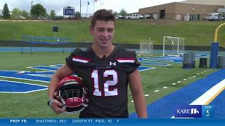 WATCH LIVE: KARE 11 Prep Sports Extra for Wednesday, October 17, 2018