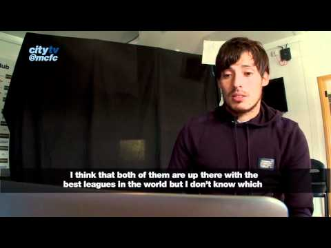 EXCLUSIVE David Silva: #askdavid Man City midfielder answers a series of fan tweets