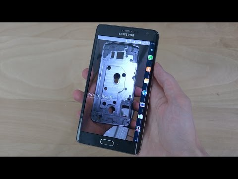 Samsung Galaxy S6 LEAKED Alleged Pictures iPhone 6 Design Copy?!