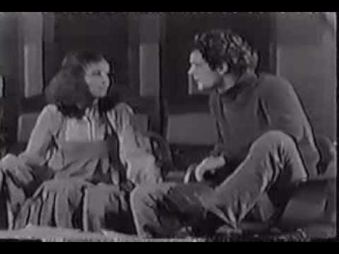 Star Wars Audition - Amy Irving & Christopher Allport.avi