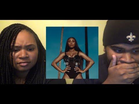 KHALID X NORMANI - LOVE LIES (AUDIO) - REACTION