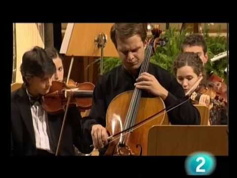 LIGETI György - CELLO CONCERTO for Sigfried PALM Music Videos