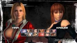 Dead or Alive 5 - Extended gameplay by videogamer.com