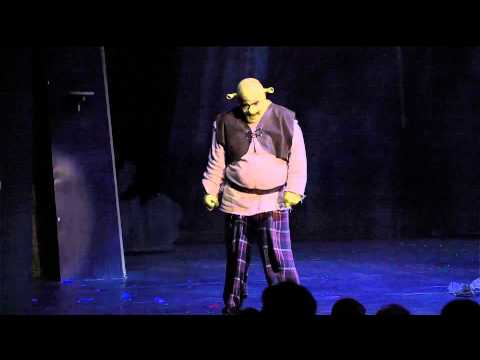 Shrek The Musical - When Words Fail