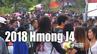 SUAB HMONG NEWS:  2nd Day Full Coverage of 2018 Hmong J4