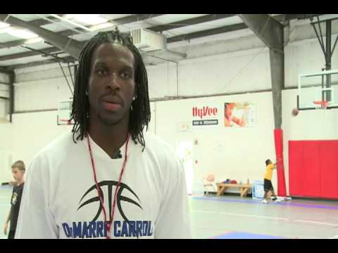 DeMarre Carroll's Next Level Basketball Camp 2010 Video