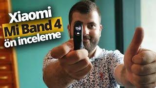 Xiaomi Mi Band 4 ön inceleme - Akıllı bileklik mi akıllı saat mi?