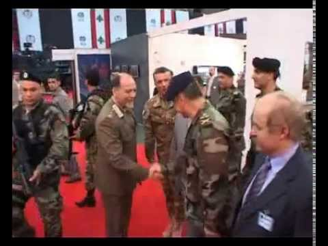 SMES 2011 Security Middle East Show defense Security Exhibition Army Recognition Lebanon  Beirut
