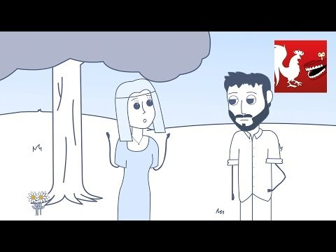 Rooster Teeth Animated Adventures - Long Title, Weird Girl 4K