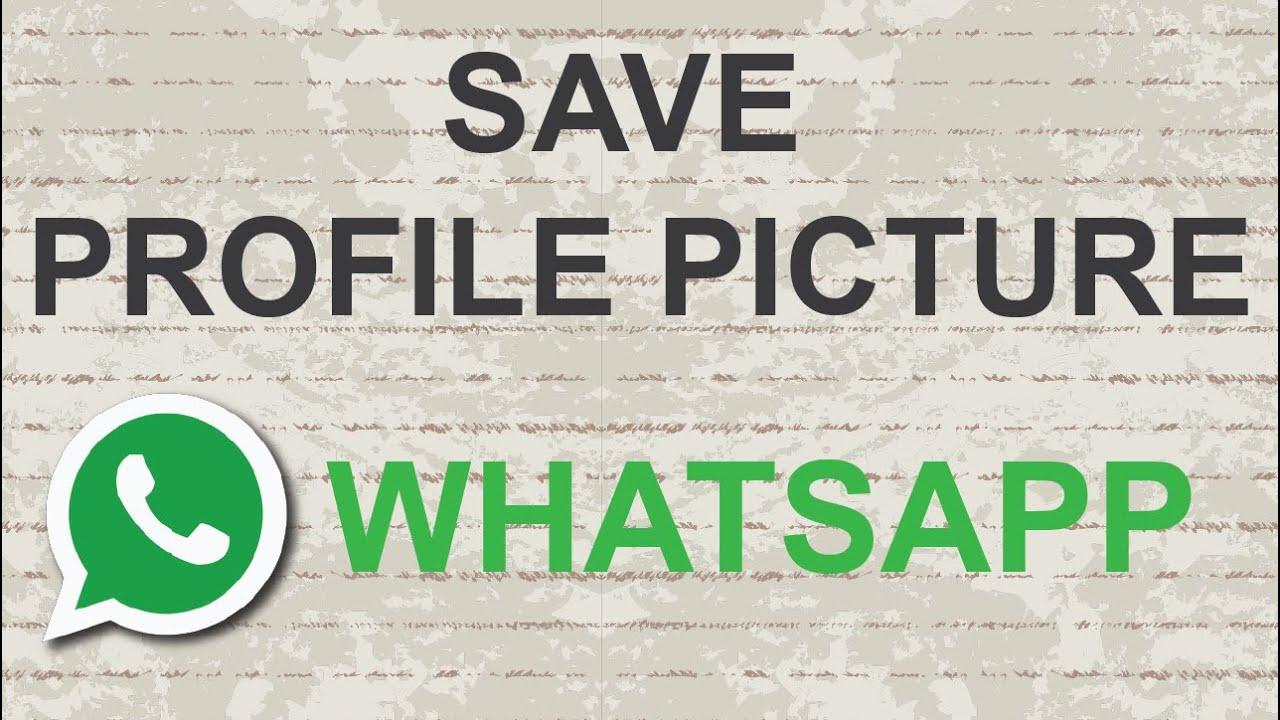 Whatsapp Dp Descargar