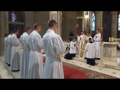 Święcenia Diakonatu W Archidiecezji Łódzkiej | Łódź 2018