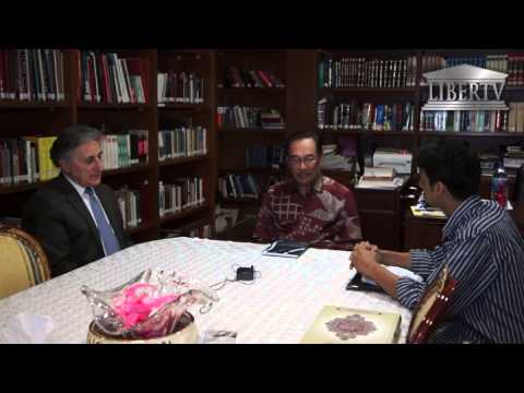 Interview with Prof James Piscatori & Dato Seri Anwar Ibrahim