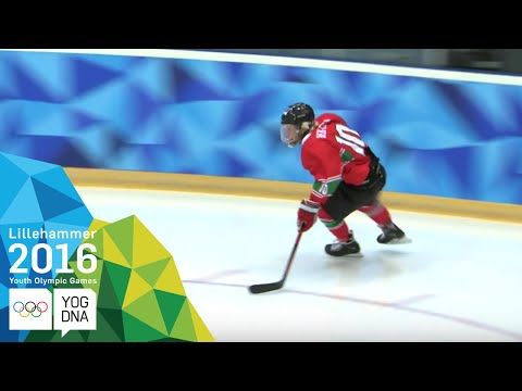 Ice Hockey - ​Men's Skills Challenge - Qualification | ​Lillehammer 2016 ​Youth Olympic Games​