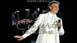 Andrea Bocelli 34 Nessun Dorma 34 Official Audio