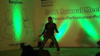 Khaike Paan Banaras wala by Ravinder Bagri Dance.MP4