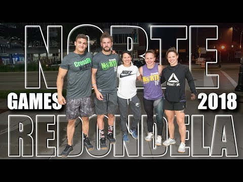 Entrevista CrossFit Norte Redondela Games 2018