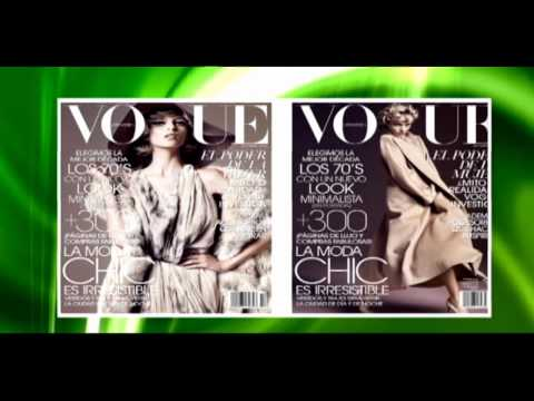 E- commerce  por Eva Hughe de la revista Vogue