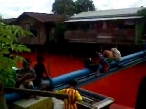 Sungai Merah Bontang Kejadian Sungai Merah Bontang