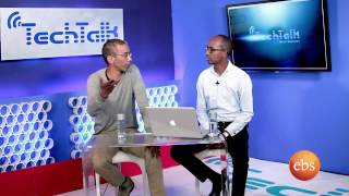 TechTalk with Solomon Season 6 Ep. 7 Interview with Dr Nemo Semeret Part 1