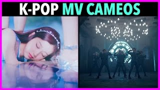 Download Lagu K-POP IDOL CAMEO'S IN MV'S! Gratis STAFABAND