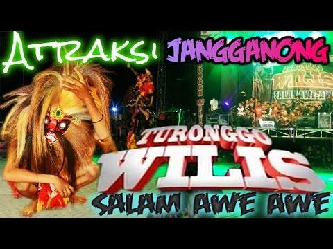 Download Lagu Turonggo Wilis Atraksi Ganongan Live GOR Bung Karno Nganjuk | Traditional Dance Of Java MP3 Free