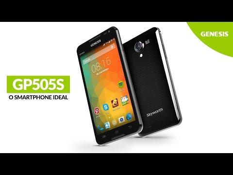 GENESIS Smartphone GP505S