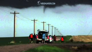 Storm Chase 5-11-2011 Northwest KS