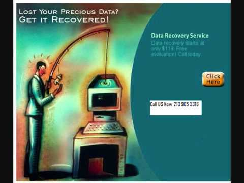 Computer or Laptop Data Recovery Online Help in Minutes.wmv