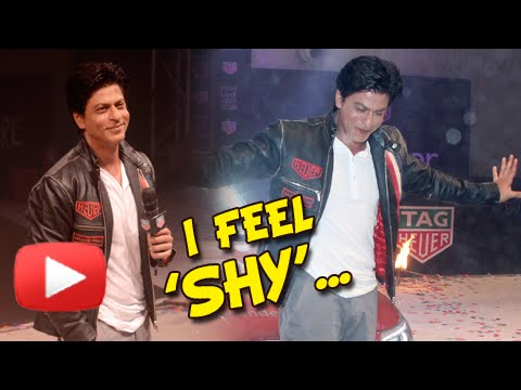 Shahrukh Khan Feels SHY to be termed as 'The Most Desirable Man' | REACTION
