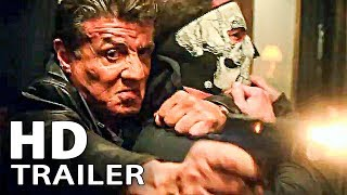 ESCAPE PLAN 2 Trailer (2018) Sylvester Stallone