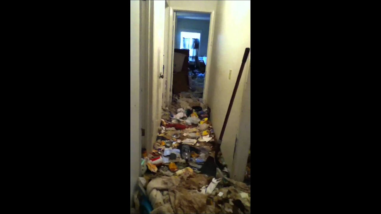 Messiest House In The World Youtube