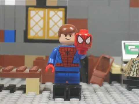 Lego amazing spiderman series 2 episode 5 the menace of mysterio youtube - Lego the amazing spider man 3 ...