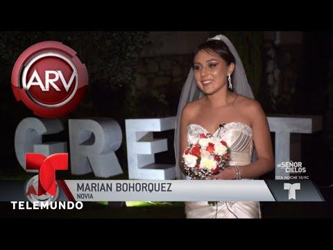 La boda en Bolivia que se hizo al estilo de la realeza   Al Rojo Vivo   Telemundo