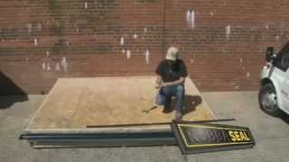 EPDM Rubber Roofing Installation - Step 1 Preparation