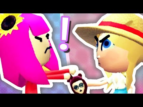 THE BIGGEST FIGHT EVER!!! (Tomodachi Life #29)