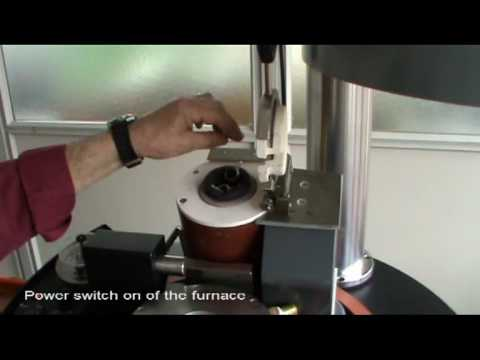04 VACUMCAST TRONIC POWER SWITCH ON OF THE FURNACE