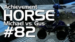 Halo: Reach - Achievement HORSE #82 (Gus vs. Michael)