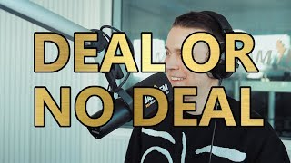 Felix Jaehn REACT TO The Noisegeeks | DEAL OR NO DEAL 🔥