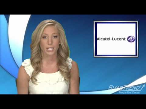 Earnings Report: Alcatel Lucent Jumps to Over 10% Pre-Market Gain on Outlook