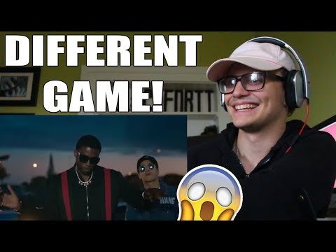 Jackson Wang - Different Game ft. Gucci Mane REACTION
