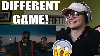 Jackson Wang Different Game Ft Gucci Mane Reaction