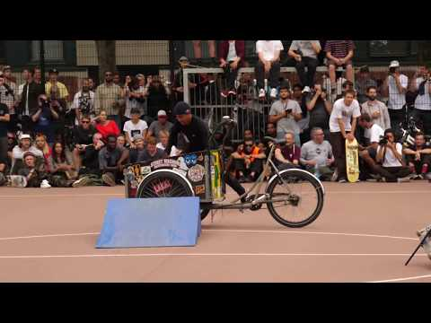 Grizzly Griptape Copenhagen Pro Day 2 Full Edit - Lithauens Plads